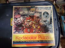 """kodacolor """" goody goody gum balls"""" 1000 piece puzzle"""
