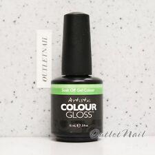 Artistic Colour Gloss - TOXIC #03066 15 mL/0.5 oz NEON 2011 Soak Off Gel Polish