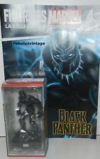 PANINI FRENCH MARVEL 2018 FIGURINE BLACK PANTHER COMICS COLLECTION FRENCH