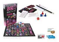 SEX Marks the Spot ULTIMATE PLEASURE MAP Adult Board Game Couples Discreet P&P