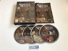 Sherlock Holmes Collection (6 Aventures Complètes) - PC - FR - Avec Notice