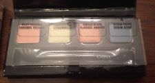 Mary Kay Mini Mineral Eye Color Quad Silky Caramel Lemongrass Amber Blaze Denim