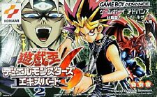 GAMEBOY ADVANCE Yu-Gi-Oh Duel Monsters 6 Expert 2 Japan Import