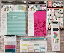 Create 365 Happy Planner Budget Edition, Productivity Sticker Book & Accessories