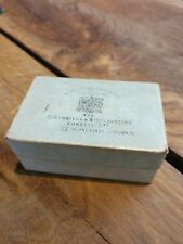 Goldsmiths & Silversmiths Co Ltd,  Appointment to H M The King Box