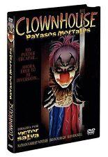CLOWNHOUSE (1988 Victor Salva)  DVD - PAL Region 2 sealed