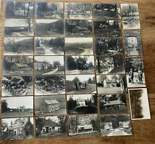 More details for argaty house, stirling. 51 postcards of the estate, workers, cottages, life etc.
