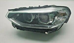 BMW X3 X4 Headlight Head Light LED Driver's Left 2018 2019 2020