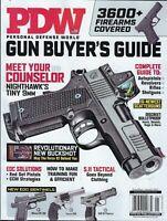 Personal Defense Gun Buyers Guide  December January 2021