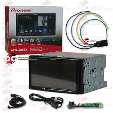 "PIONEER AVH-600EX 7"" TOUCHSCREEN CAR CD DVD BLUETOOTH STEREO FREE VIDEO BYPASS"