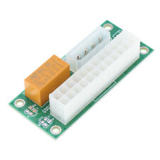 Power Supply 24Pin Sync Synchronous Starter -  Extender Cable Card /Module, Dual