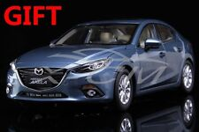 Car Model Mazda 3 AXELA Sedan 1:18 (Blue) + SMALL GIFT!!!!!!!!!!!