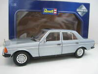 Mercedes-Benz 230 E ( Typ W 123 ) in silber  Revell  Maßstab 1:18  OVP