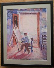 Dali print, Dali Self Portrait, 20''x16'', Salvador Dali print, Abstract print