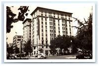 Postcard Hotel Hamilton, Washington DC Reynolds 1950+ RPPC H30
