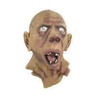Adult Men's Cletus Deliverance Hillbilly Latex Dumb Dummy Halloween Costume Mask
