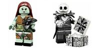 LEGO 71024 Disney 2 Minifigures JACK SKELLINGTON & SALLY SEALED IN HAND