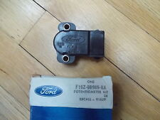 NOS 1990 1991 FORD AEROSTAR 3.0L THROTTLE POSITION SENSOR