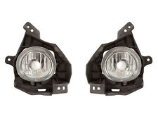 DEPO 2011 Mazda 2 Replacement Fog Light Set Left + Right