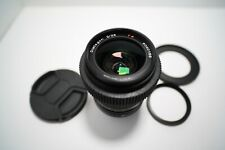 Zeiss Contax 28mm F2 AEG 'Hollywood' Lens -FULL FRAME- CINE MODDED