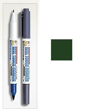Gundam Marker GM408 Green 1 Real Touch GUNPLA Shading Pen GSI CREOS