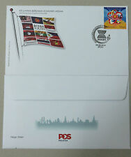 Malaysia 2015 ASEAN Joint FDC Ipoh Cancellation