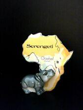 Goebel Germany Hippo Hippopotamus Serengeti Collector Plaque - Rare & Beautiful
