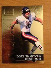 1995 Ultra Gold Medallion Todd Sauerbrun RC West Virginia