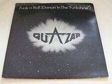 """QUAZAR Funk N' Roll Ex+ Arista 1978 UK Rare P-Funk P/S 7"""""""