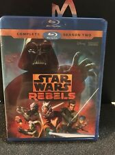 Star Wars Rebels: Season 2 (Blu-ray, 3 Discs,NEW/SEALED* Fast Free Shipping A1