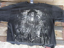 WWE Undertaker T-Shirt XL 2007 Black Vintage