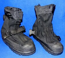 """MINTY XS NEOS VOYAGER OVERSHOES VNN1 WATERPROOF 10""""RAIN NYLON SNOW SAFETY BOOTS"""