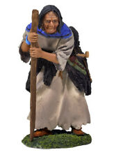 Black Hawk Far West Indians Old Indian Squaw FW207 Painted Metal Figure Britains