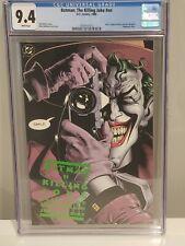Batman: Killing Joke (DC) 1st Print CGC 9.4 White Pages - Alan Moore
