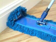 WAXED FLOOR DUSTER SWEEPER EXTENDABLE HANDLE TO 1.2M FLEXIBLE HOME VALET  80332