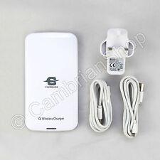 Qi Wireless Charger Pad Galaxy S3 S4 Note 2 Nokia Lumia 820 920 Nexus 4 Htc 8x