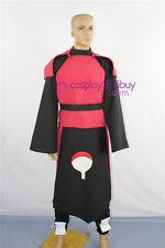 Naruto Madara Uchiha Cosplay Costume padded coat