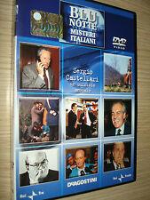 DVD N° 22 BLU NOTTE MISTERI ITALIANI CARLO LUCARELLI SERGIO CASTELLARI SUICIDIO