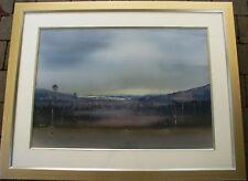Geoff Dyer Archibald winner 2003 - Australian oil and watercolour - 'Lakeside'