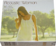 Acoustic Woman 3 CD of 60s 70s 80s Music - Sealed