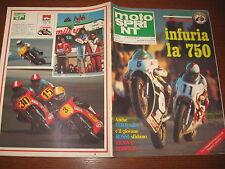 MOTOSPRINT 1978/13 BARRY SHEENE FERRARI ROSSI KENNY ROBERTS