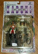 David Mack's Kabuki  Action Figure Clayburn Moore Collectibles Free Shipping