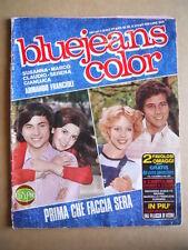 BLUE JEANS Color Fotoromanzo n°14 1977 ed. Condor  [G580]