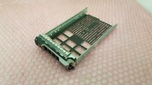 Dell PowerEdge 3.5 LFF SAS SATA HDD Caddy 0F238F 058CWC 0X968D 0G302D