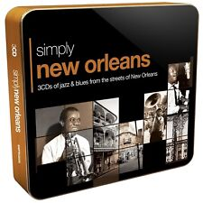 SIMPLY NEW ORLEANS (3CD TIN) 3 CD NEUF