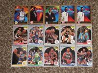 15 Card 1990 NBA Hoops Skybox Rookie Lot Tim Hardaway Shawn Kemp RC 1990-91