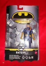 BATMAN MISSIONS:BAT GIRL MATTEL ACTION FIGURE MOC