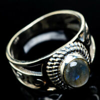 Labradorite 925 Sterling Silver Ring Size 8 Ana Co Jewelry R23783F
