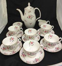 Lovely Royal Adderley FRAGRANCE Bone China Tea Set