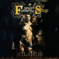 Fortress Under Siege-Atlantis CD NEW